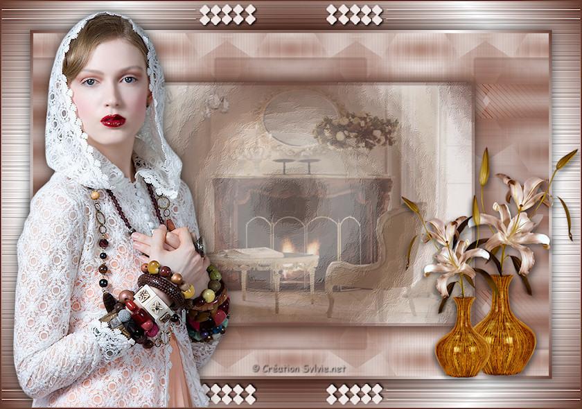 Mon tutoriel pearl tag for Se regarder dans un miroir